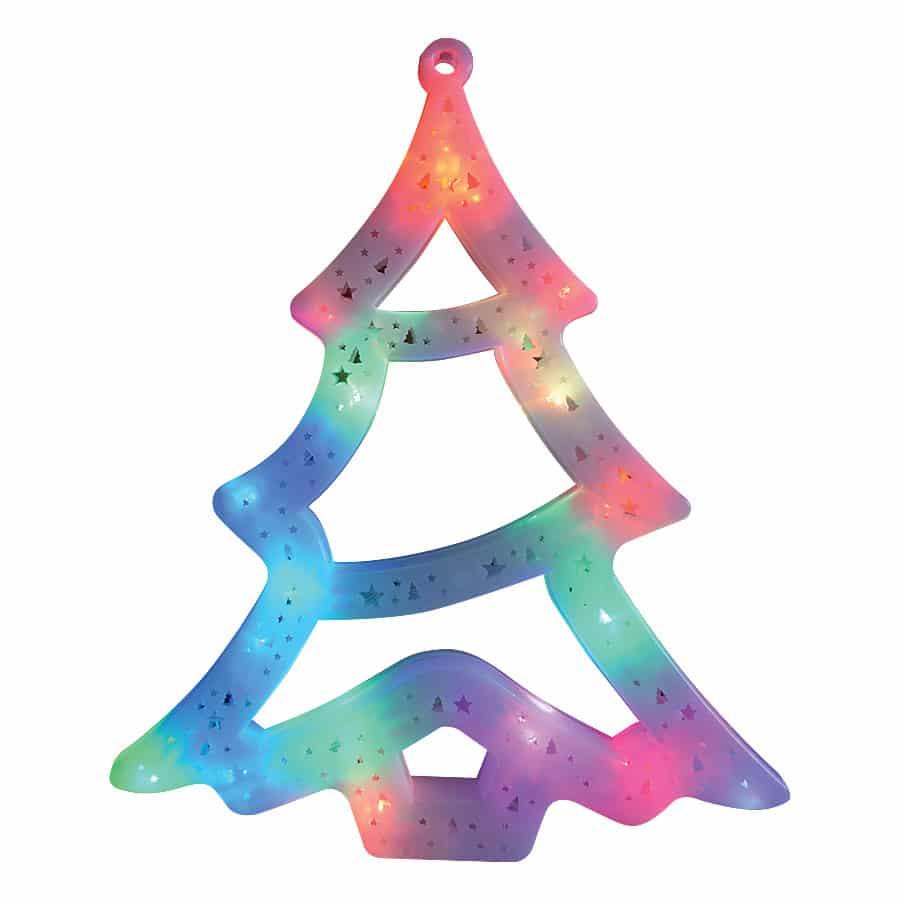 Lumière de Noël DEL - Arbre Lumineux - Minuterie's Thumbnail