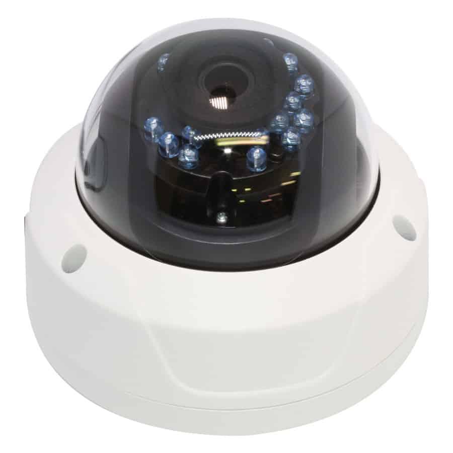 Caméra de surveillance à dome's Thumbnail